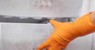 limpiar cajones congelador 310x165 - الحفاظ على الفريزر من التلف